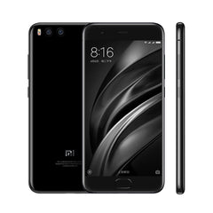 Xiaomi Mi 6 6GB+64GB Dual SIM  (Multi-Language) - Black