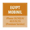 Egypt Mobinil iPhone 3G/3GS/4/4S/5/5S/5C Premium Service - Delivery Time : 7-14 days