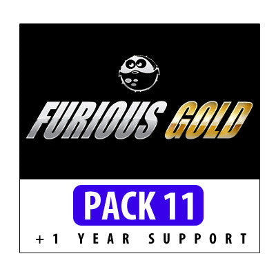 Furious Pack 11 + 1 Year Support