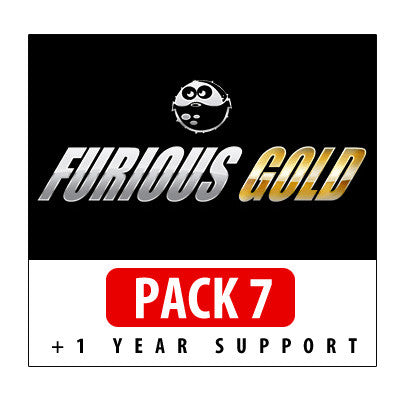 Furious Pack 7 + 1 Year Support