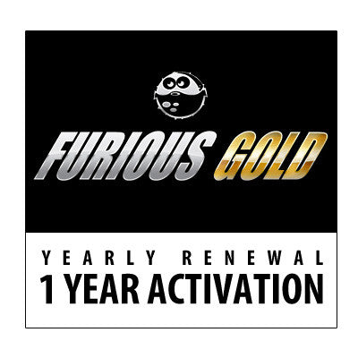 Furious Gold Yearly Renewal (1 Year Activation)