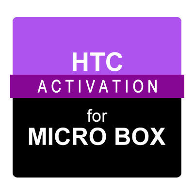 HTC Activation for Micro Box