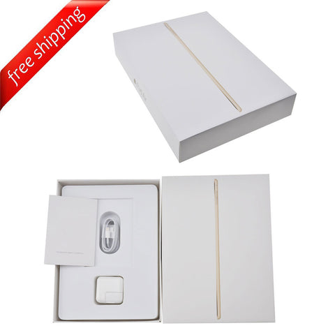 Packaging Box + Full Accessories + Label Sticker For iPad Air 2
