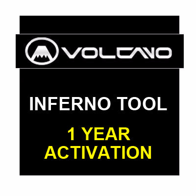 Inferno 1 Year Activation / Renual - Delivery Time : 24.00 Hours