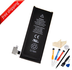 Li-ion Battery Replacement with Flex Cable for iPhone 4s - 1430mAh