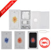Original Packaging Box + Original Full Accessories + Label Sticker For iPhone SE