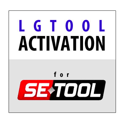 LGTool Activationfor SE Tool