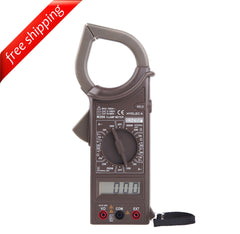 HYELEC M266 Clamp Meter AC/DC Voltage AC Current Resistance Insulation Tester