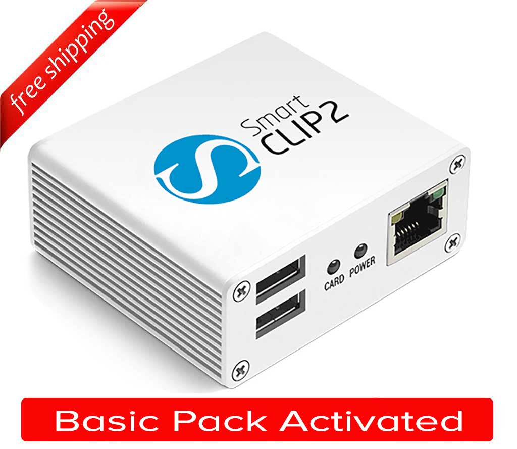 Smart-Clip 2 Basic Pack Activated + 9pcs Cables