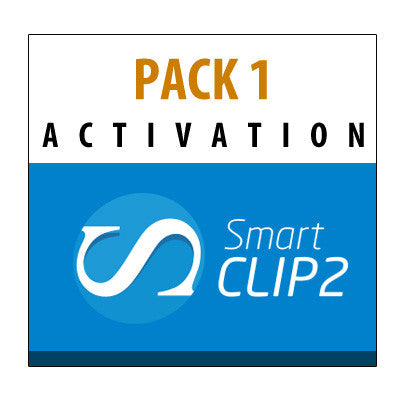 Smart-Clip 2 Pack 1 Activation