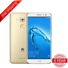 Huawei G9 Plus 32GB (Multi-Language) - Gold