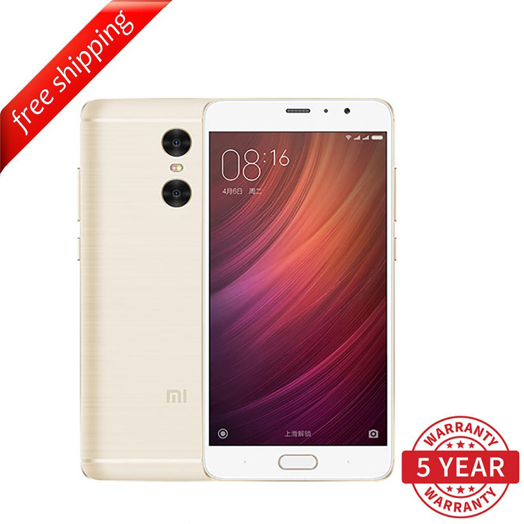 Xiaomi Redmi Pro Exclusive Edition 3GB+64GB Dual SIM (Multi-Language) - Gold