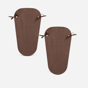Brown Suede Tall Boot Shapers