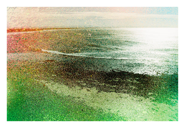 Pointillist Seascape