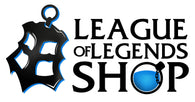 League of Legends Shop Logo