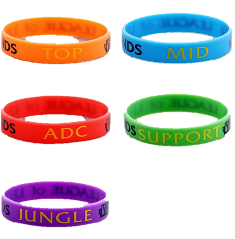 League of Legends Bracelets