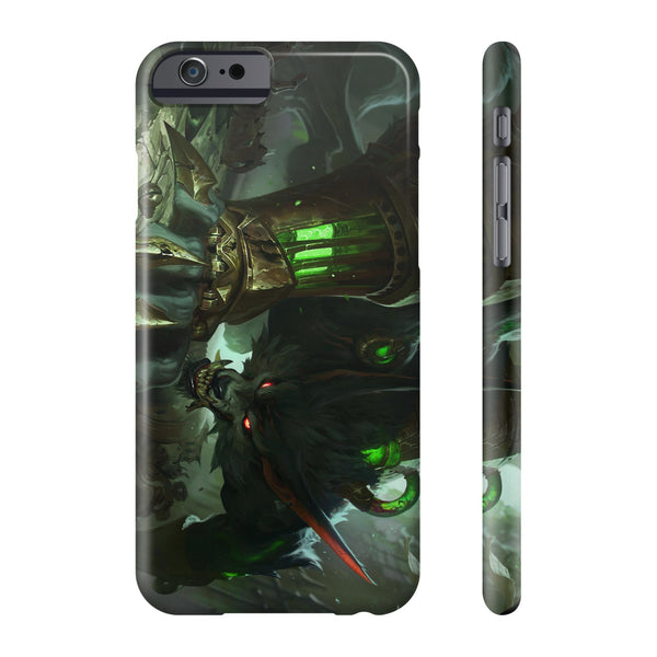 League of Legends Warwick Phone Cases - League Of Legends One Stop Shop