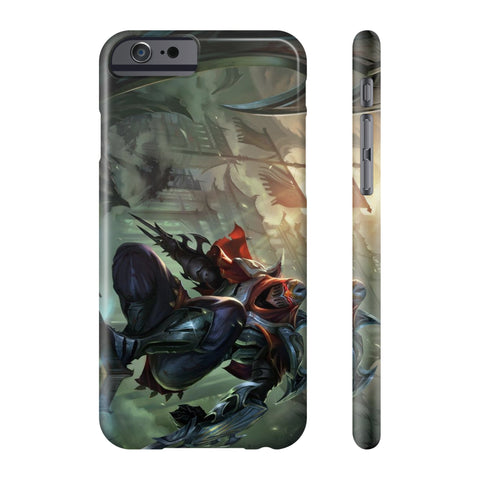 League of Legends Zed Phone Cases - League Of Legends One Stop Shop
