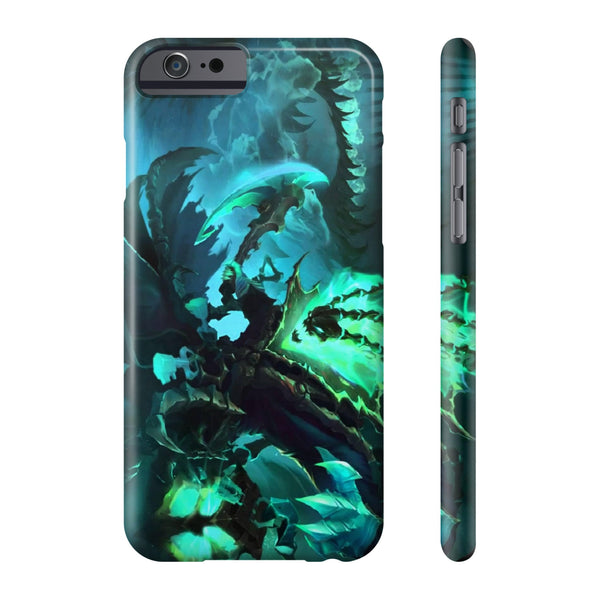 League of Legends Thresh Phone Cases