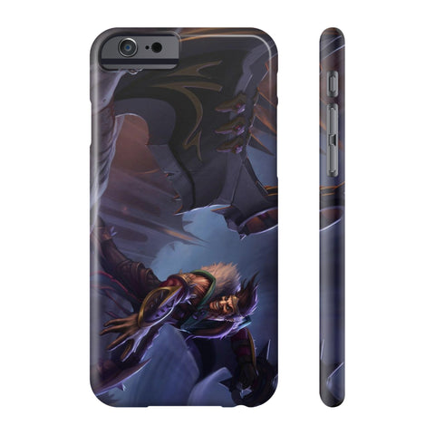 League of Legends Draven Phone Cases - League Of Legends One Stop Shop