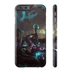 League of Legends Ekko Phone Cases - League Of Legends One Stop Shop