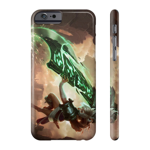 League of Legends Riven Phone Cases - League Of Legends One Stop Shop
