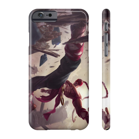 League of Legends Lee Sin Phone Cases