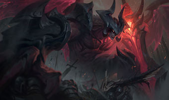 League of Legends Aatrox Gaming Mat