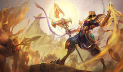 League of Legends Azir Gaming Mat