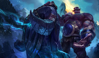League of Legends Braum Poster - League Of Legends One Stop Shop