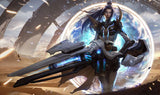 League of Legends Caitlyn Gaming Mat