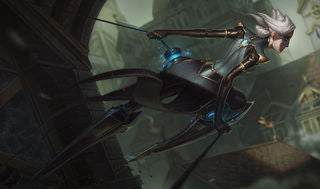 League of Legends Camille Gaming Mat