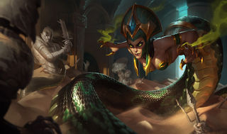 League of Legends Cassiopeia Gaming Mat