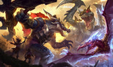 League of Legends Cho'Gath Gaming Mat