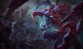 League of Legends Cho'Gath Poster - League Of Legends One Stop Shop