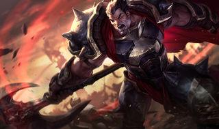 League of Legends Darius Gaming Mat