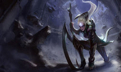 League of Legends Diana Gaming Mat