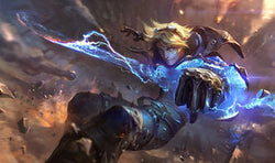 League of Legends Ezreal Gaming Mat