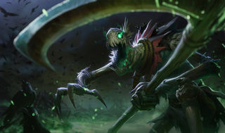 League of Legends Fiddlesticks Gaming Mat