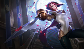 League of Legends Fiora Poster - League Of Legends One Stop Shop