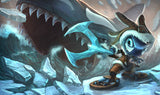 League of Legends Fizz Poster - League Of Legends One Stop Shop