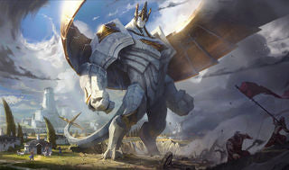League of Legends Galio Gaming Mat