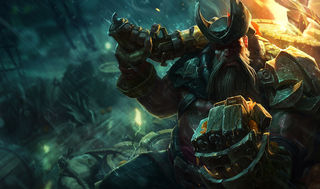 League of Legends Gangplank Poster - League Of Legends One Stop Shop
