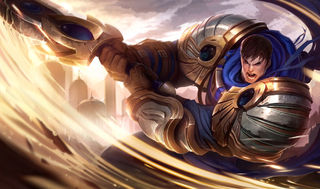 League of Legends Garen Poster - League Of Legends One Stop Shop