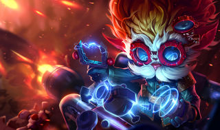 League of Legends Heimerdinger Poster - League Of Legends One Stop Shop