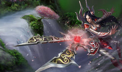 League of Legends Irelia Poster - League Of Legends One Stop Shop