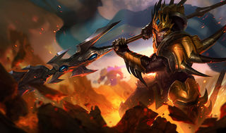 League of Legends Jarvan IV Poster - League Of Legends One Stop Shop