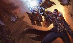 League of Legends Jayce Poster - League Of Legends One Stop Shop