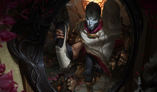 League of Legends Jhin Gaming Mat