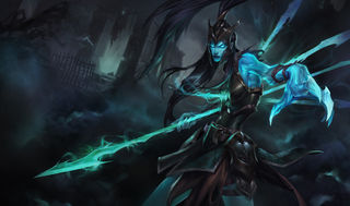 League of Legends Kalista Gaming Mat